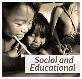 Social and Educational
